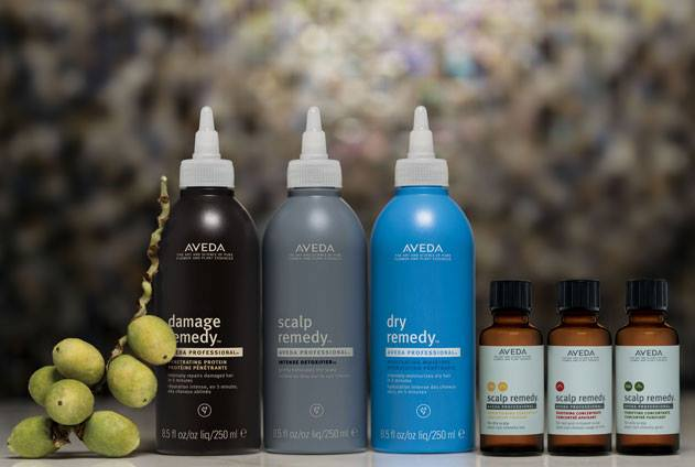 Productos botánicos para tratamientos capilares