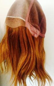 peluca interior