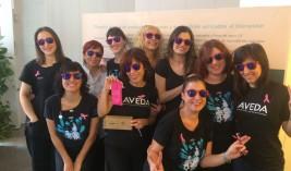 Día Internacional Cáncer de Mama en Isabel Bedia