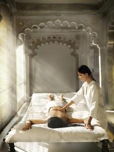 tratamiento chakra de Aveda