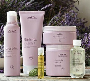 productos Stress fix Aveda