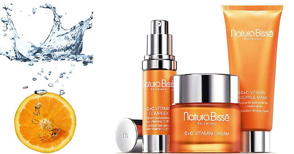 tratamiento facial vitamina c natura bisse