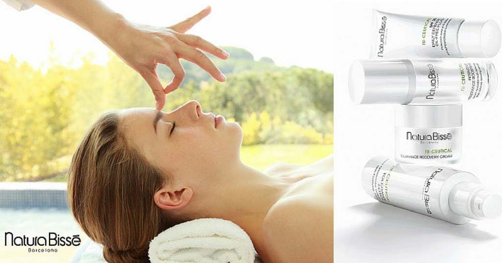 Tratamiento facial Nb Ceutical natura bisse