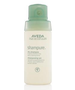 champu seco shampure de aveda