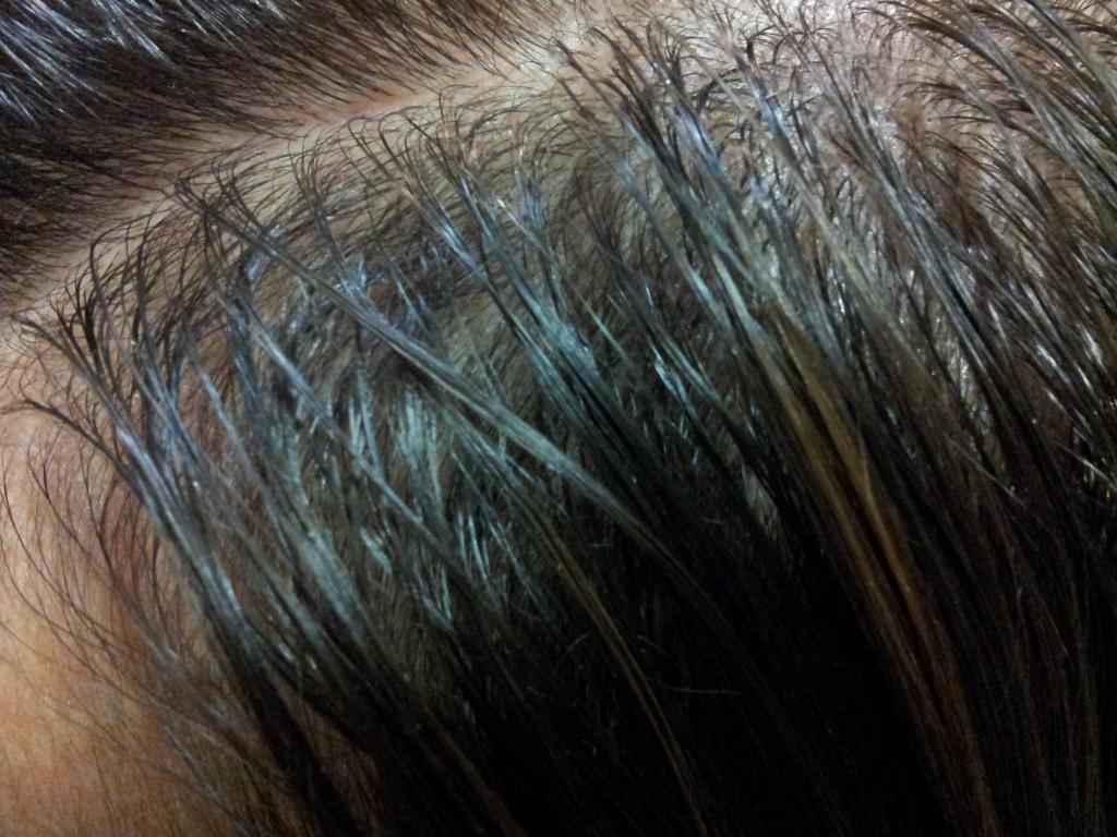 Como cuidar cabello graso