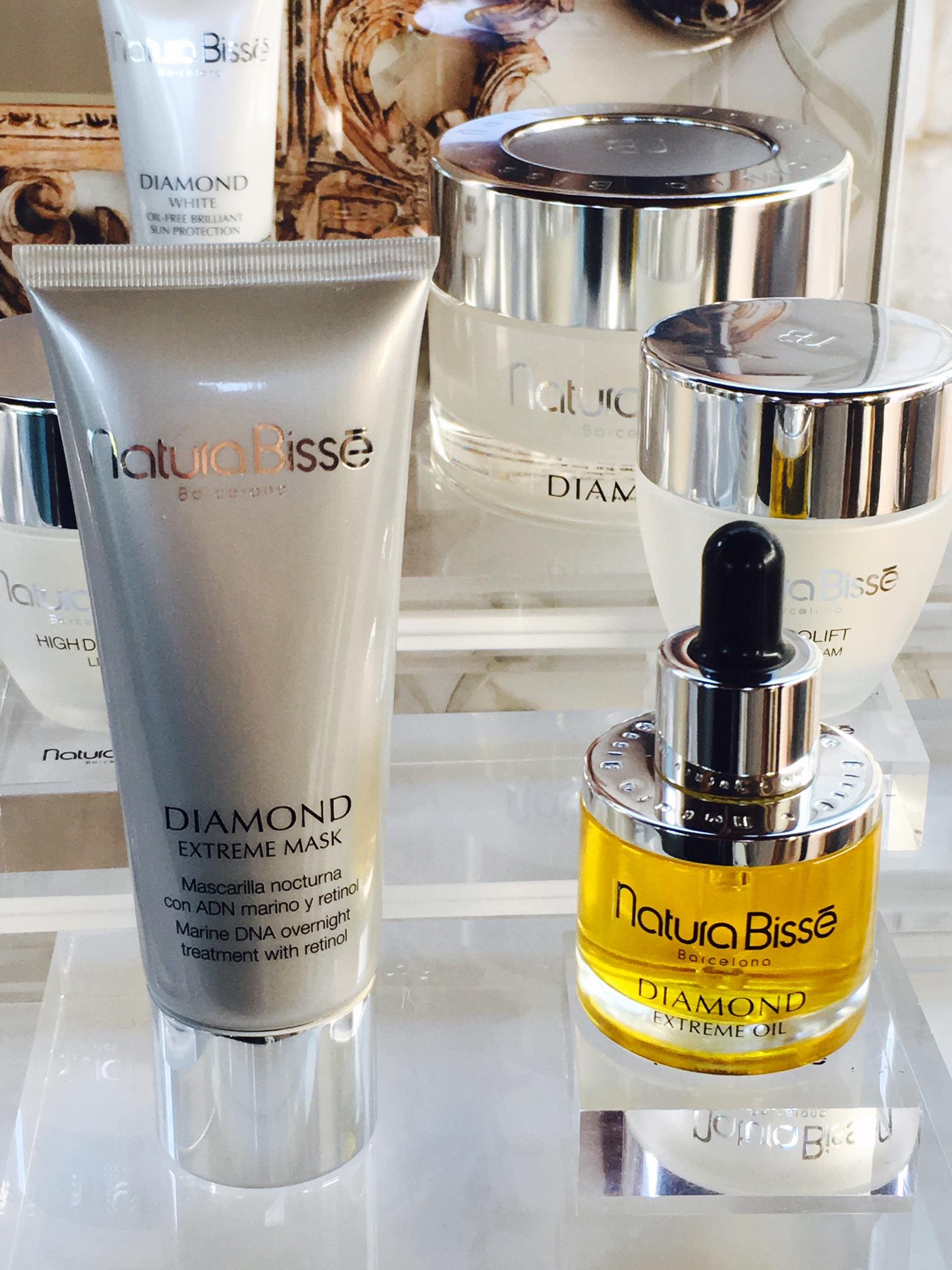 Nuevo Diamond Extreme Night Dual Treatment de Natura Bissè