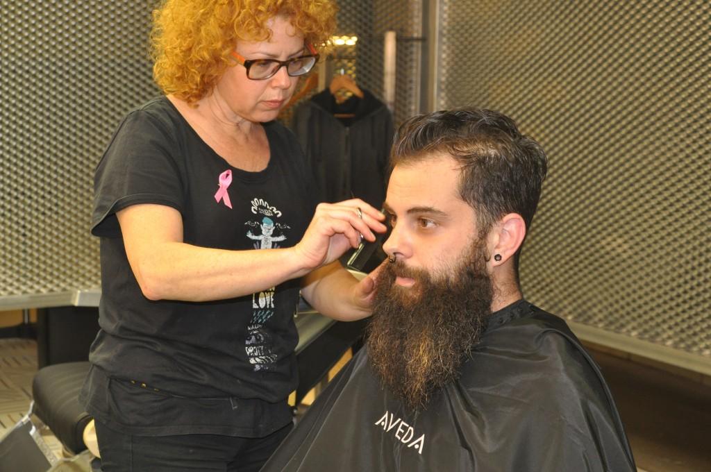 arreglo y diseño barba