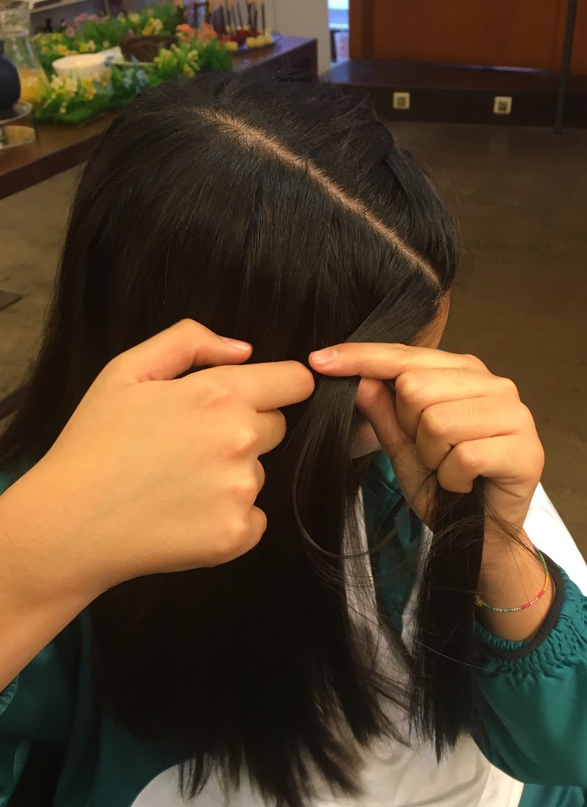 Pautas para cuidar el cabello de los niños