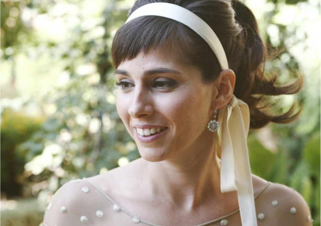 peinado novia isabel bedia
