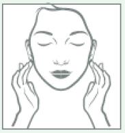yoga facial, baile de oidos
