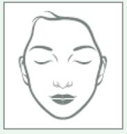 yoga facial ojos de loto