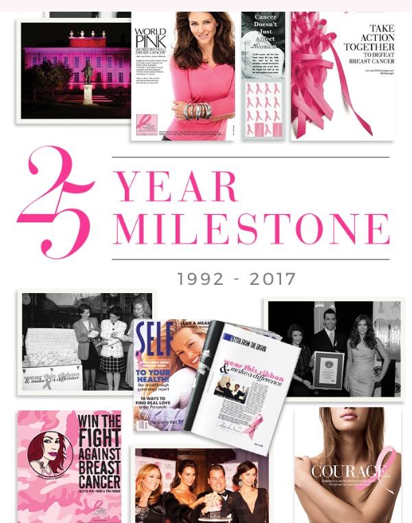 Campaña de concienciación del cáncer de mama de Aveda