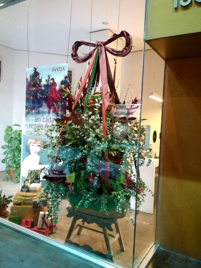 escaparate navidad