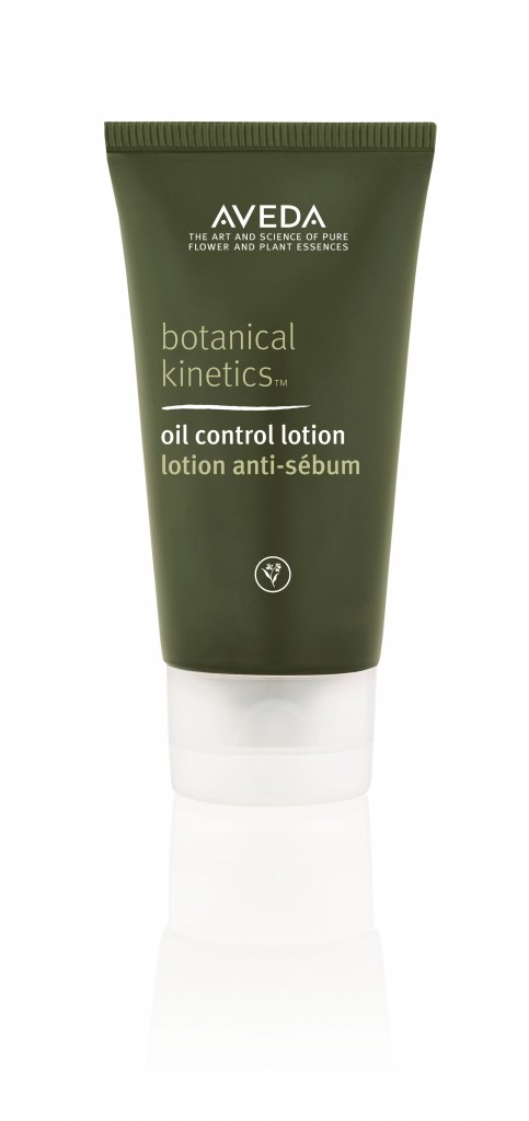 botanical lotion oil de Aveda