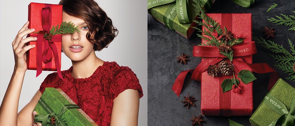 ¡Celebra la Navidad con Aveda en Isabel Bedia!